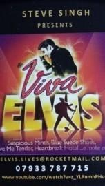 Elvis Energy - Elvis Tribute Act - Windsor, South East