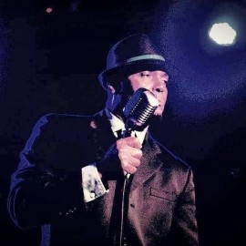 Rickey Davis 'The Classic Gentleman  - Frank Sinatra Tribute Act - Houston, Texas