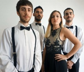 The Fiftyfours - Jazz Band - Buenos Aires, Argentina