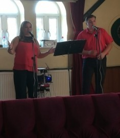 R&R duo act  - Other Singer - Biggin hill Westerham, London