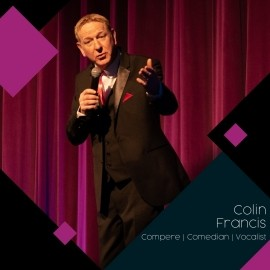 Colin Francis - Clean Stand Up Comedian - Durham, North of England