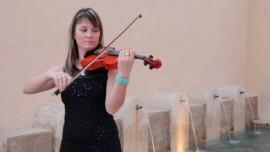 Mirjana Dokic - Violinist - Qatar