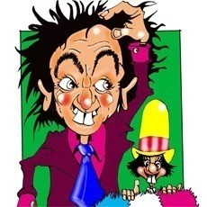 Act Caricatures - Caricaturist - Cheshire, North West England