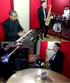 Sax & Groove Band - Cover Band - Bogota, Colombia