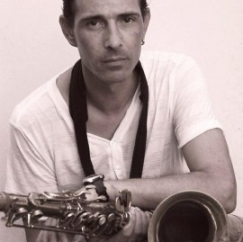 Jorge Mata - Saxophonist - London