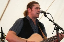 Nathan Thomas Edwards - Acoustic Guitarist / Vocalist - Hereford, West Midlands