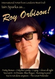 Roy Orbison tribute - Other Tribute Act - Shepperton, South East