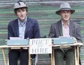 Poets for Hire - Other Artistic Entertainer - England, London