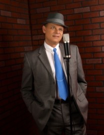 James Anthony as The Last Torch Singer  or James Anthony's Salute to Sinatra image