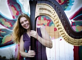 Erin Baker - Harpist - Baltimore, Maryland