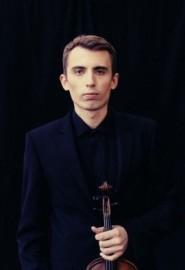 Oleksandr Melnychenko - Violinist - Kherson, Ukraine
