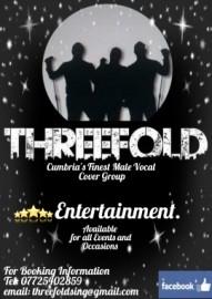 THREEFOLD - Vocal Trio - Barrow-In-Furness, North West England