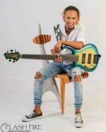Luzaan Philander  - Bass Guitarist - Cape Town, Western Cape