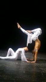 Cristian and Luiza - Acrobalance / Adagio / Hand to Hand Act - Palma de mallorca, Spain