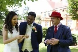 Red Hat Magic - Wedding Magician - United Kingdom, South East