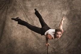 Daniel Patrick - Aerialist / Acrobat - Portland, Oregon
