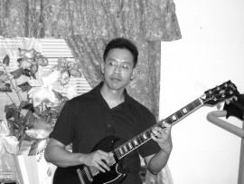 Cesar Odulio - Electric Guitarist - Portland, Maine