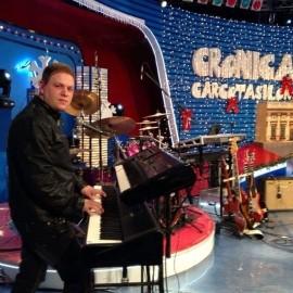 nick - Pianist / Keyboardist - Romania