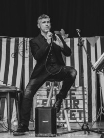 George Ritchie  - Male Singer - London, London
