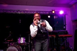 CecilFarayi Soul & Motown Singer  - Male Singer - Peterborough, East of England