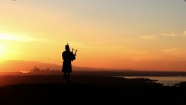 John Mowatt - Bagpiper - Southend-on-Sea, East of England