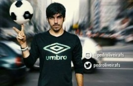 Pedro Oliver - Football Freestyle Act - Hong Kong, China