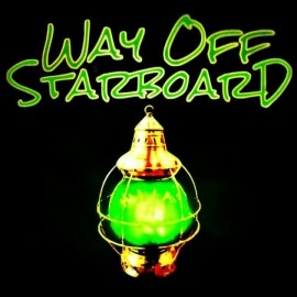 Way Off Starboard - Rock Band - 97322, California