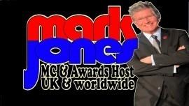 Mark Jones - Master of Ceremonies - Compere - London