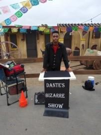 Dante Hernandez - Close-up Magician - Las Vegas, Nevada