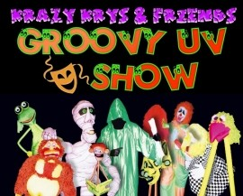 Krazy Krys & Friends Groovy UV Show - Other Speciality Act - Midlands