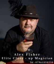 MagicAL EXcellencE  ( Alex D. Fisher )  Award Winning Magician - Wedding Magician - Manchester, North of England