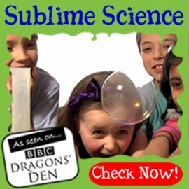 Sublime Science - Other Children's Entertainer - Westminster, London