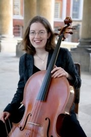 Amelie Addison - Cellist - London