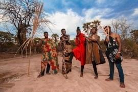Makin Ginger Music  - African Band - Victoria Falls, Zimbabwe