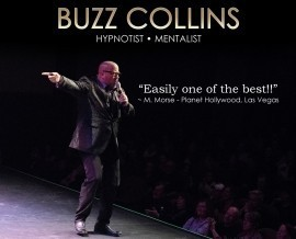 Buzz Collins Hypnotist • Mentalist  - Hypnotist - Toronto, Ontario
