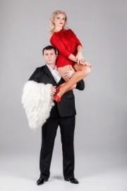 Me&Mrs.Jones  - Acrobalance / Adagio / Hand to Hand Act - Kiev, Ukraine