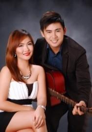 Hazel and Yang Duo - Guitar Singer - China, China