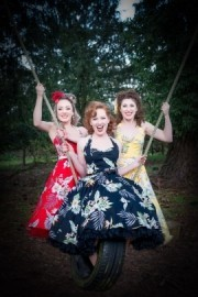 The Ozzettes - Vocal Trio - Beckenham, London