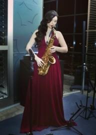 Kristina dimitrova - Saxophonist - Bulgaria