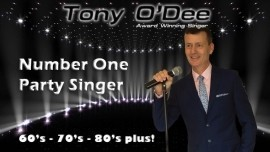 Number One Party Singer! - 60's 70's 80's plus Dance Party  - Thrill Your Guests With This Fantastic Show! - Male Singer - Solihull, Midlands