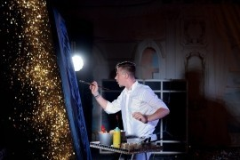 Gennadii Tsvietkov SHOW dancing painter - Other Speciality Act -