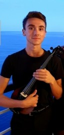 Jordan Strings - Violinist - Wallasey, North of England