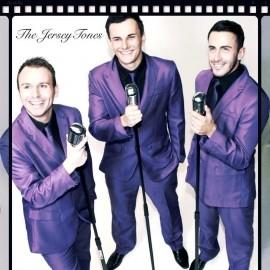 The Jersey Tones - Male Singer - Midlands