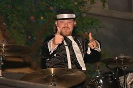 Nicholas Roberts - Drummer - Hampton, Virginia
