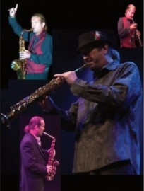 Christopher Roy - Saxophonist - UK - North West / North Wales, Wales
