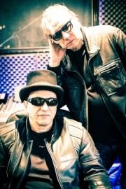 Senior Punk - Duo - Walthamstow, London