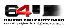 64U Partyband - Function / Party Band - Hungary