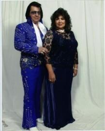Elvis Tribute artist    BILLVIS - Elvis Impersonator - USA, Illinois