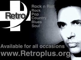 Retroplus - Cover Band - Westerham, South East