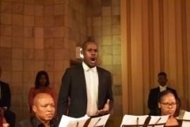 Thabang - Classical Singer - Pretoria, Gauteng